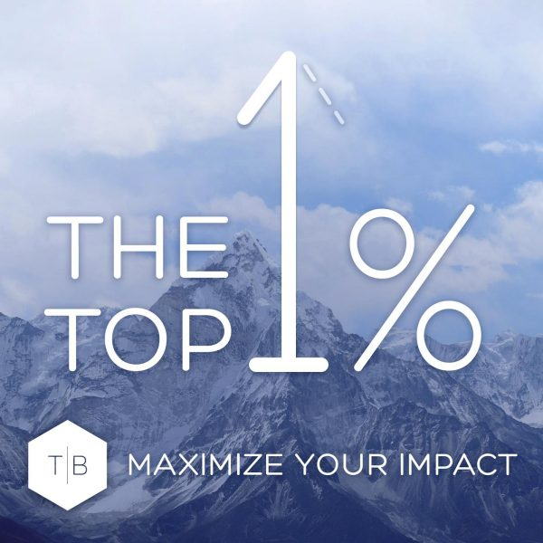 The Top One Percent Podcast by Dr. Trevor Blattner