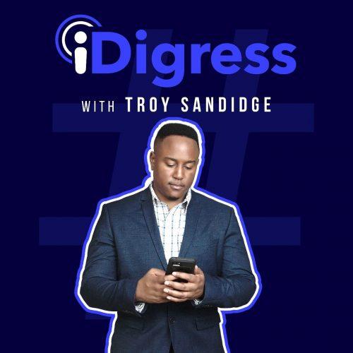 iDigress by Troy Sandidge